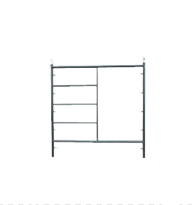 ladder type frame