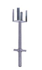 four way head screw jack